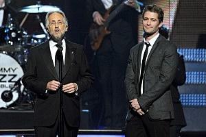 Neil Portnow at The Grammys