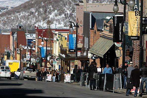 Around Park City - 2009 Sundance Film Festival Day 1