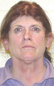 Mollie Kirk arrested