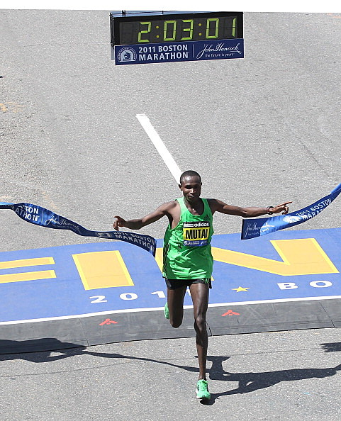 115th Boston Marathon