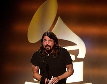 Dave Grohl Grammy's