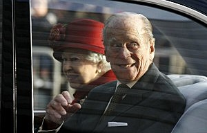 Queen Elizabeth II/Prince Phillip