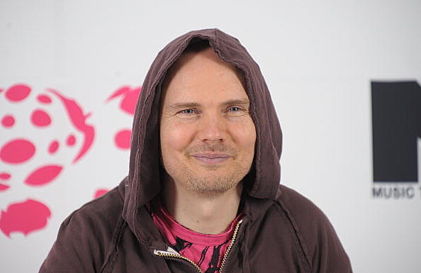 Billy Corgan-Smashing Pumpkins