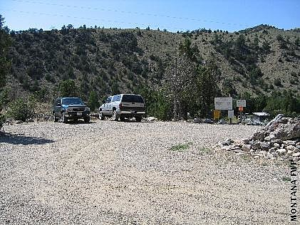 Ruby Dam Fishing Access Site Reopened