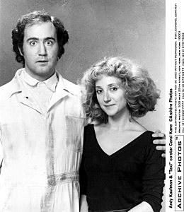 Kaufman & Carol Kane