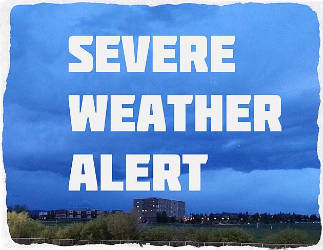 Severe Weather Alert - KMMS Bozeman
