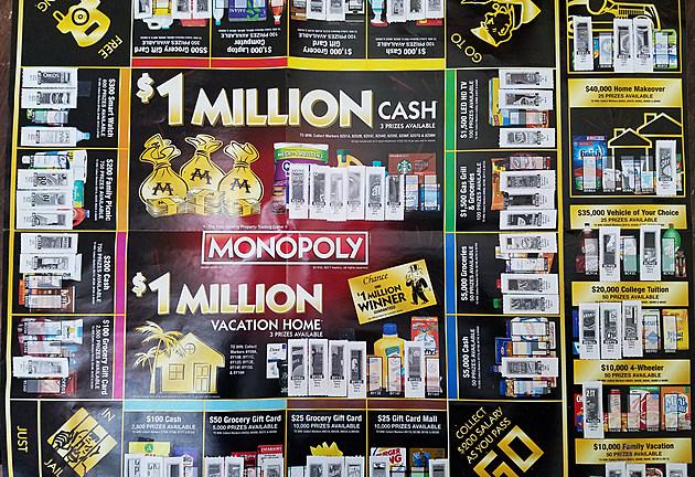 Monopoly Board - Michelle Wolfe