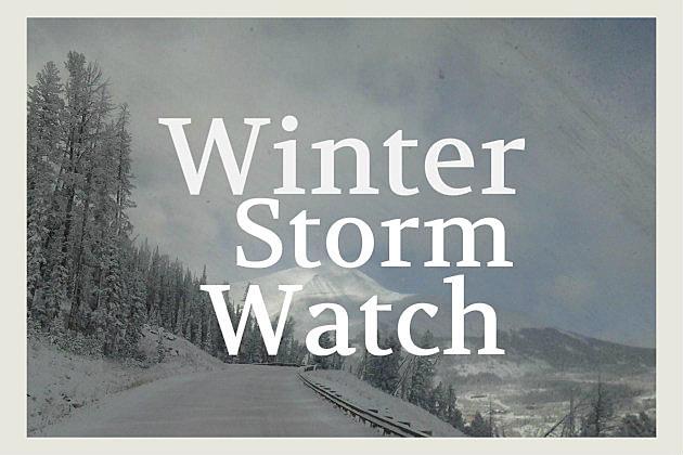 Winter Storm Watch - KMMS