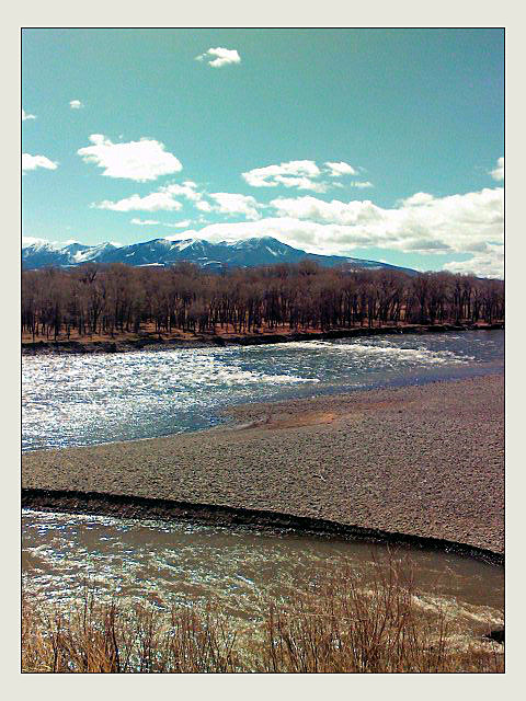 Yellowstone River - photo Michelle Wolfe