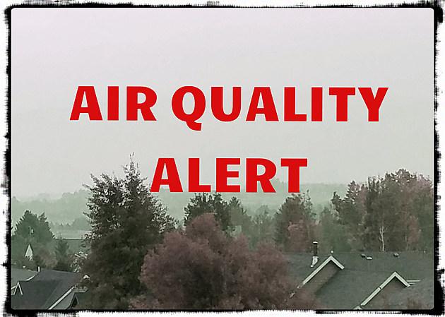 Air Quality Alert - KMMS