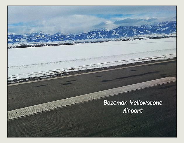 Bozeman Airport Runway - Michelle Wolfe