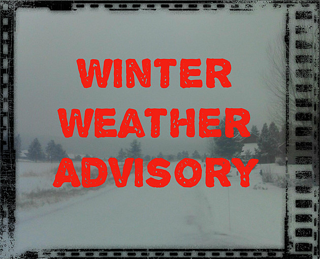 Winter Weather Advisory - KMMS