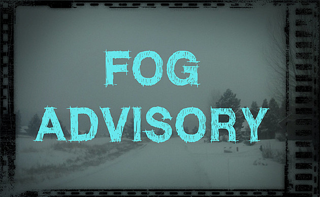 Fog Advisory