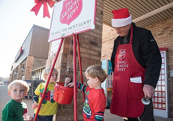 Salvation Army - Red Kettles